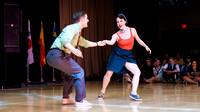 International Lindy Hop Championships 2012 - Friday