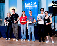 Lone Star Championships 2011 - Awards